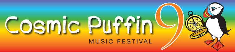 Cosmic Puffin Music Festival