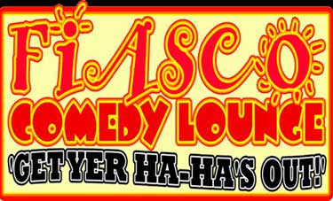 Fiasco Comedy Lounge logo